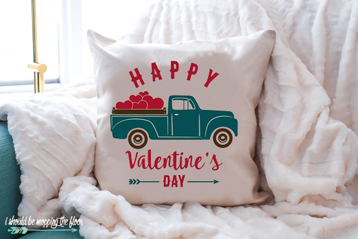 Cute Valentine Pillows
