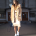15 Street Style Photos That Will Make You Obsess Over Sweater Dresses