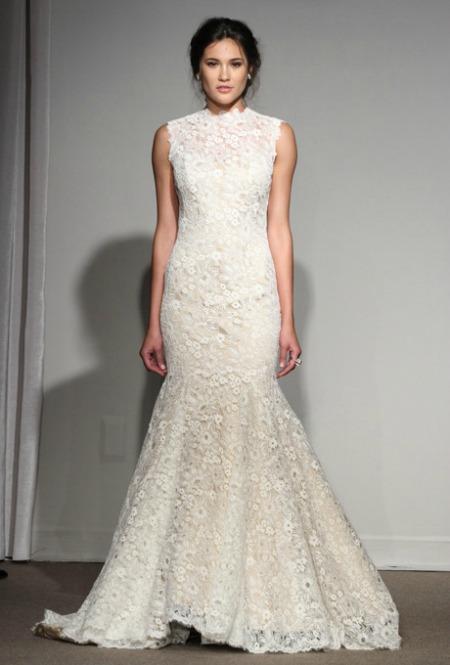 Vaak Beste Trouwjurk: Kant Bruiloften Jurken   Vintage Lace Bruiloften #GB14