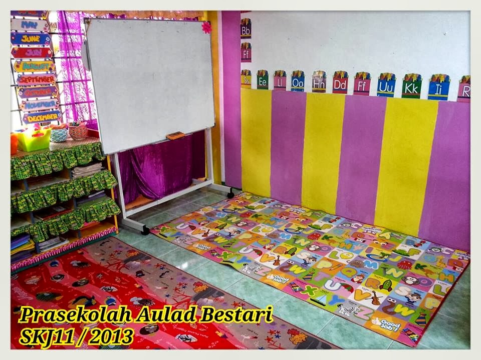Cikgu Eela Il Preschoolers Pce Keceriaan Dalam Kelas Prasekolah Aulad Bestari