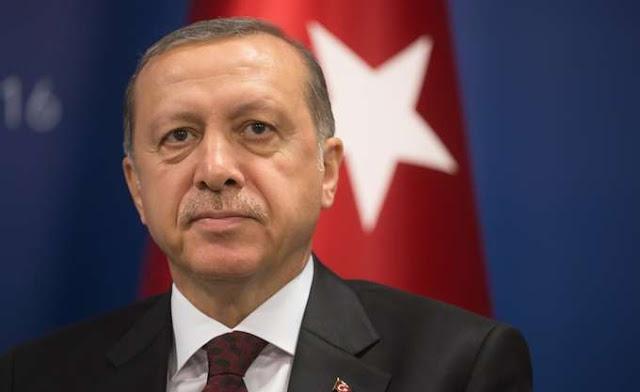 Ερντογάν: Με αποφασιστικότητα η διαφύλαξη των δικαιωμάτων μας σε Αιγαίο και Κύπρο