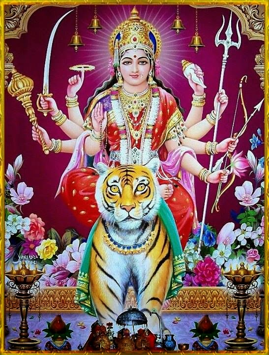 The World Of Bhajan And Gurbani Jai Maa Durga Jai Maa Laxmi Jai