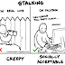 Facebook Stalking Vs Real Stalking
