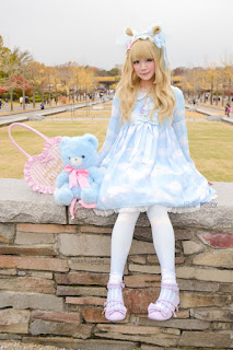 mintyfrills sweet cute kawaii lolita fashion