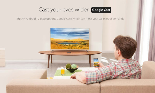 Xiaomi Mi TV Box - International Version