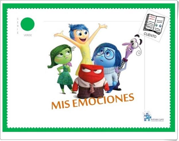 Aprendo sobre las emociones con la película Del Revés Cuento ilustrado