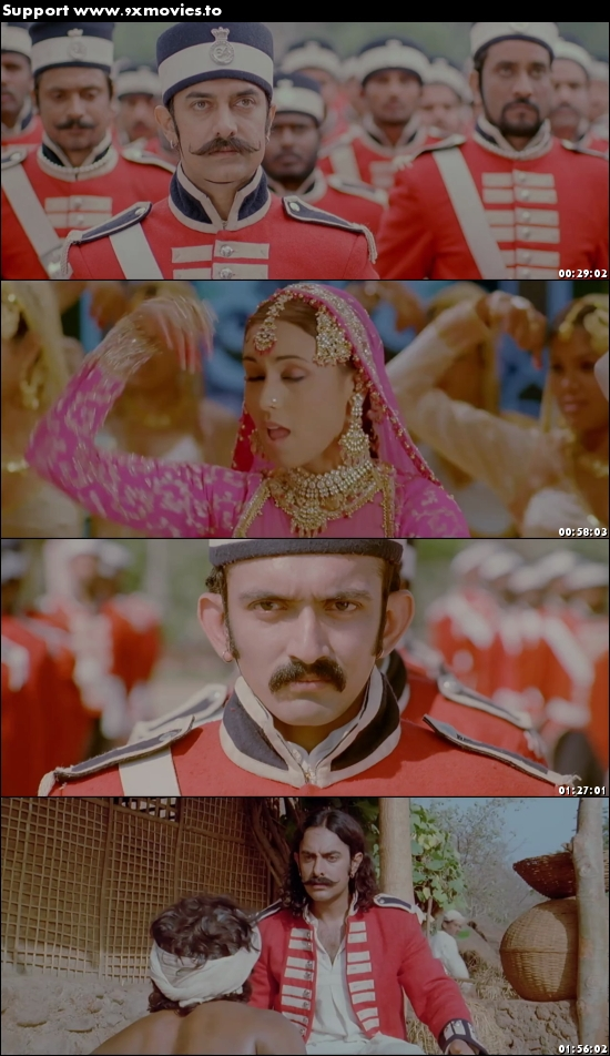 Mangal Pandey 2005 Hindi 720p WEB-DL 1GB