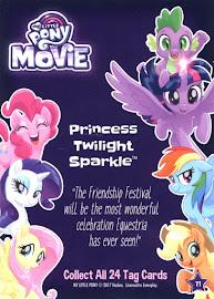 My Little Pony Princess Twilight Sparkle My Little Pony the Movie Dog Tag