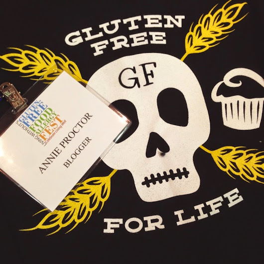 Living Without's Gluten Free Food Allergy Fest: Portland Oregon 2014