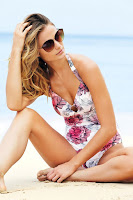 Kate Bock sexy bikini model photo shoot for Next Swimwear