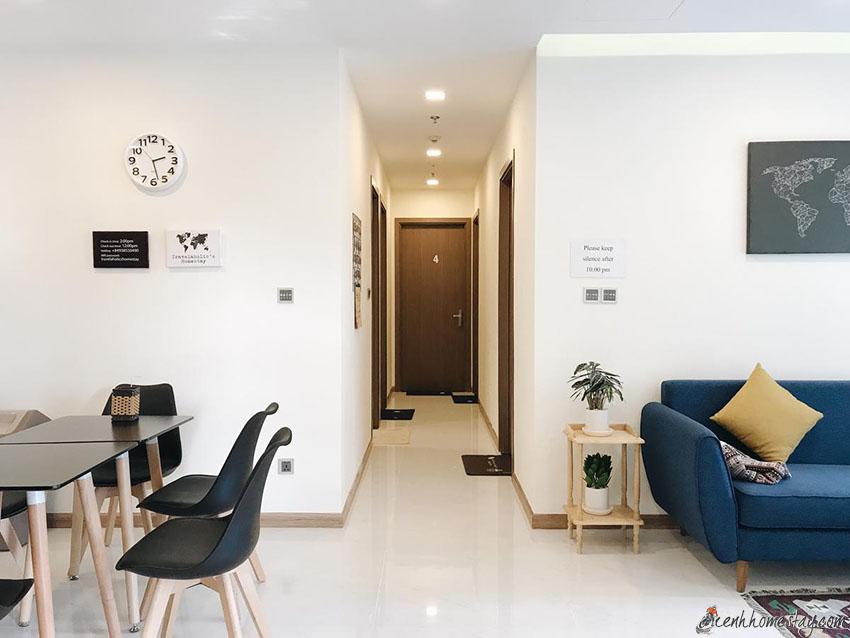 10 Homestay Hồ Chí Minh giá rẻ đẹp ngay trung tâm tốt nhất