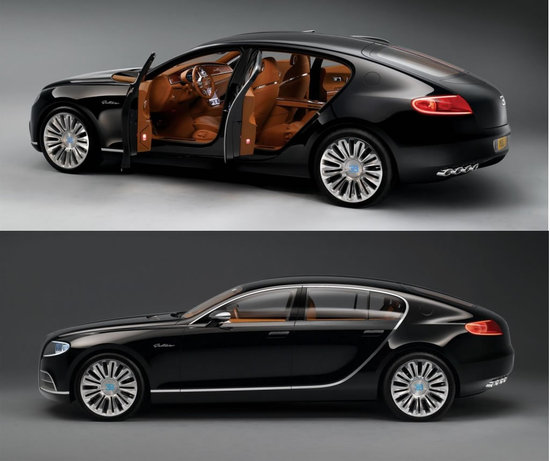 Bugatti Galibier: A Family Sports Car For Only $1.4