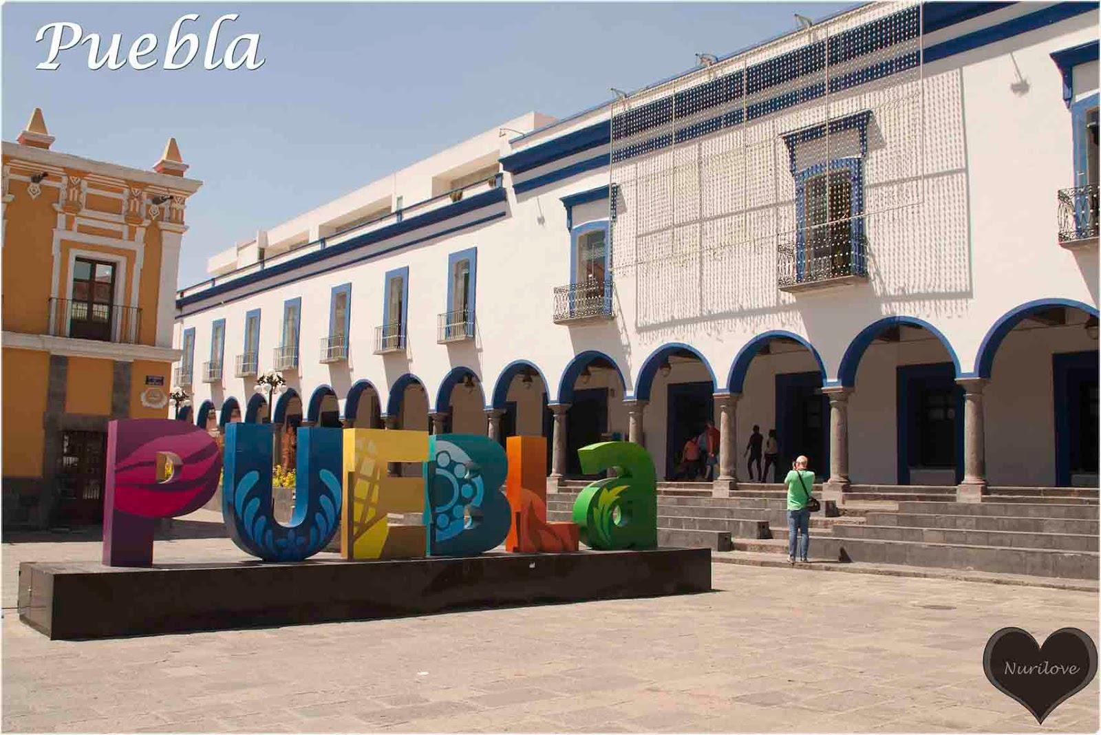 Puebla en México, una gran ciudad