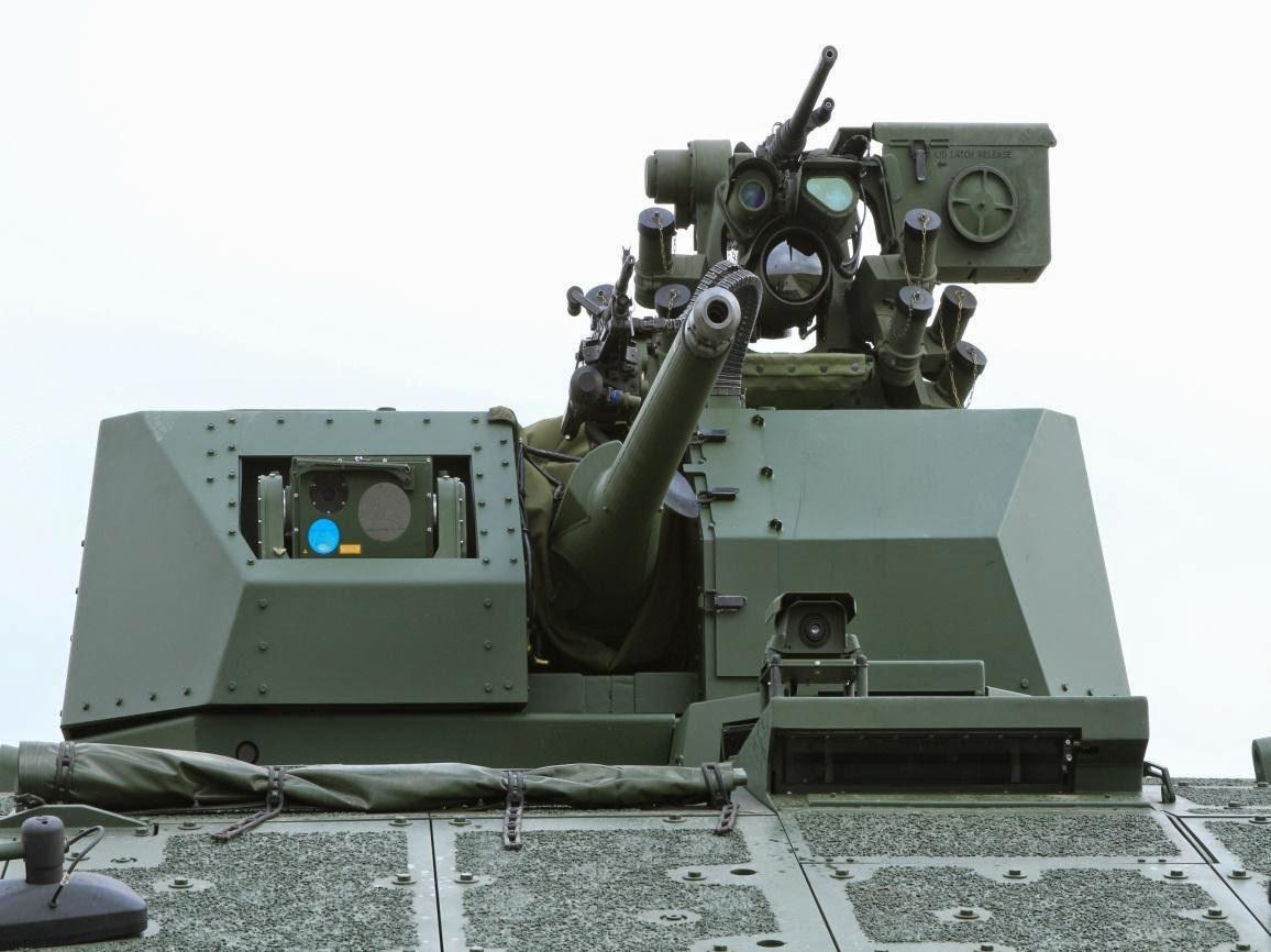 Warfare Technology 30mm Cannon Vs 12 7mm Machinegun