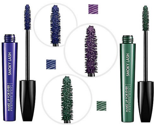 How to Choose and Use the Right Colored Mascara