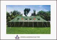 tempat, pembuat, penjual, produksi tenda kesehatan