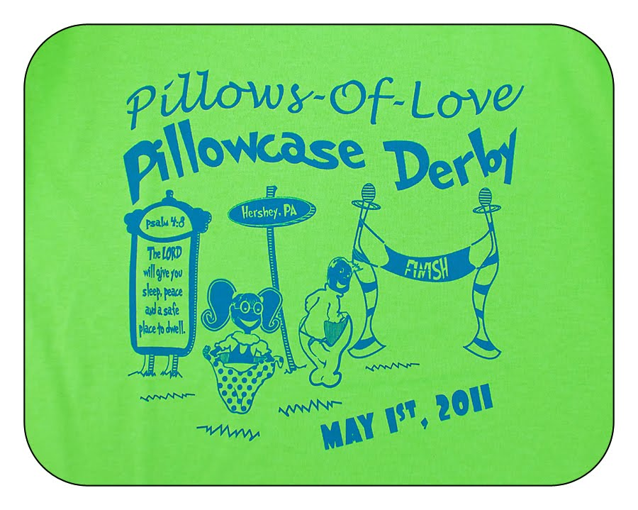 Giving Back :: Pillows-of-Love 2011 Derby
