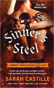 Sinner's Steel ( The Sinner's Tribe Motorcycle Club #3) by Sarah Castille