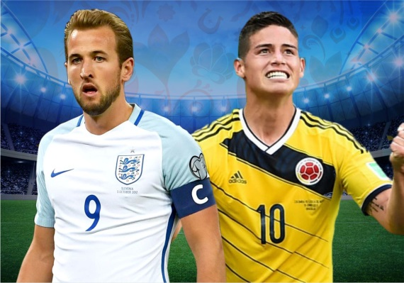 England vs Colombia - Preview - World Cup 2018