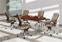 Global Alba Racetrack Conference Table