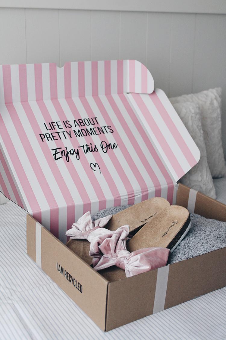 Pijama hunkemoller blog de moda littleblackcoconut