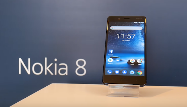 Nokia 8 Quick Review: Nokia's first Android Phone Nailed It.
