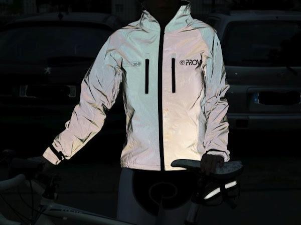 Proviz Reflect 360 : rouler à vélo et être vue !