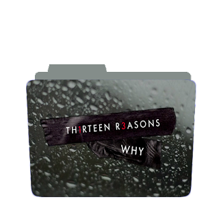 Preview of 13 reason why, official,tv show, folder icon