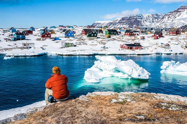 Vacaciones en Groenlandia