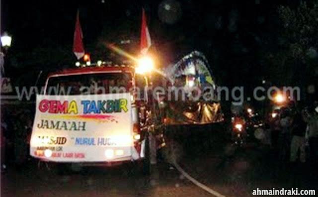 Foto : Takbir Keliling Kabupaten Rembang 2008