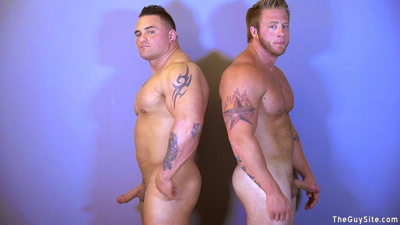 Porn Brojob nude aaron bruiser and jackson gunn bro job gallery-15910
