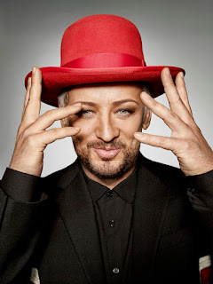 'The New Celebrity Apprentice' contestant Boy George talks competing and music (Video)