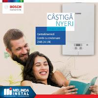 Castiga o centrala termica cu condensare Bosch