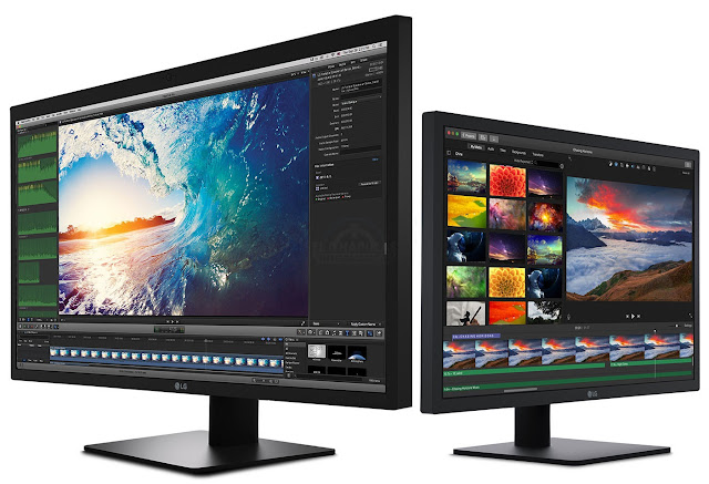 LG-Ultrafine-5K-y-Ultrafine-4K LG, 4K and 5K monitors already available in the Apple Store Online Technology