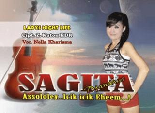 Lirik Lagu Ladies Night Life - Nella Karisma