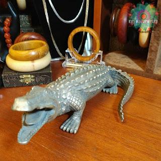 Cá sấu là linh vật trong phong thủy