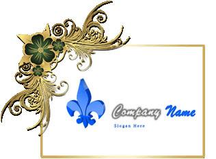تحميل تصميم شعار زهرة لوتس زرقاء مفتوح, Blue Lotus flower psd logo design