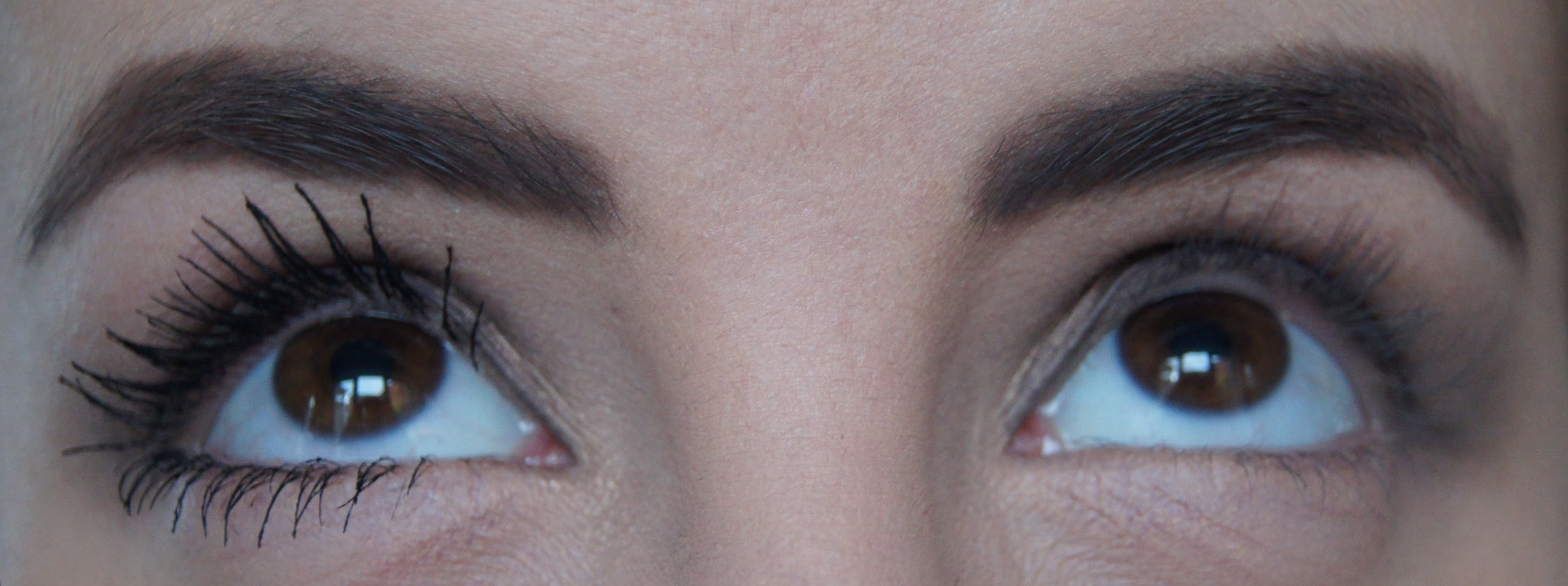 Benefit They're Real Mascara Review With Without Before After Swatch