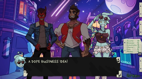 Monster Prom PC Full