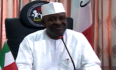 Former governor of Adamawa State James Ngilari