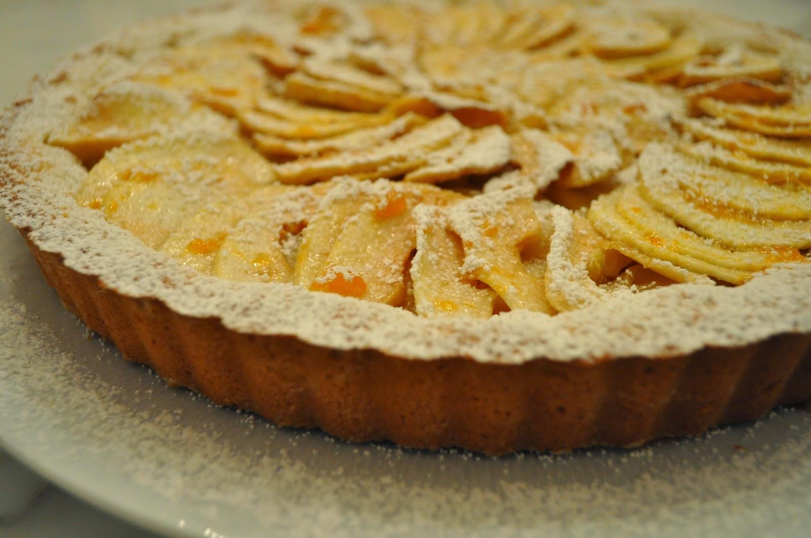 Cooking with manuela apple tart crostata di mele for Crostata di mele