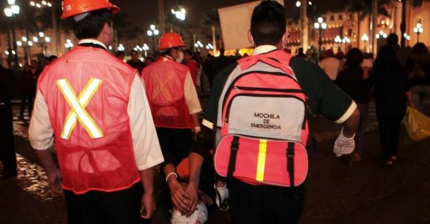 Disponen que escolares de Arequipa lleven mochila de emergencia para simulacro de sismo