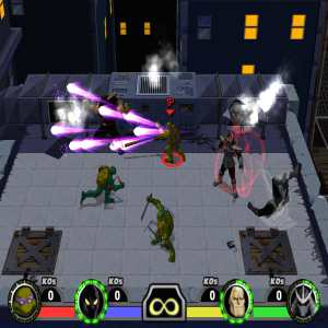 download Teenage mutant ninja turtles 2 battle nexus pc game full version free