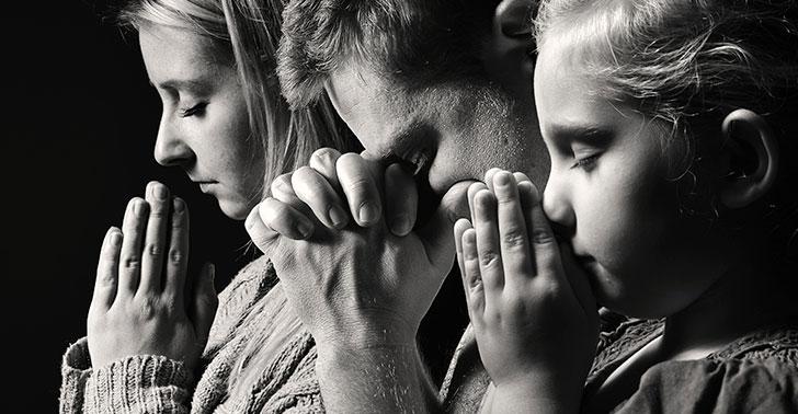 oração noturna de agradecimento e de profecia de bençãos