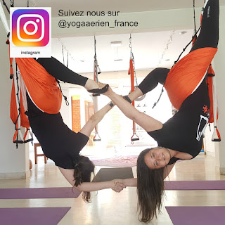 yoga aerien, aeroyoga, aerial yoga, air yoga, fly, flying, stage, formation enseignants, formation enseignant yoga, professionnelle instagram