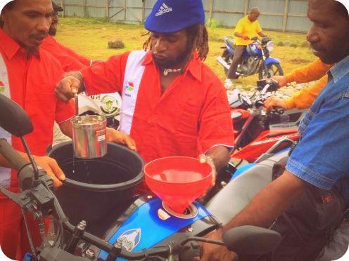 Hiswana Migas Dukung Perubahan Pola Distribusi BBM di Papua