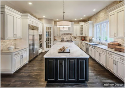 Classic Kitchen Decorations for Luxury Homes 15
