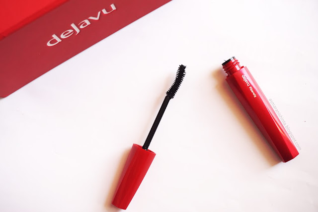 review dejavu fiberwig mascara