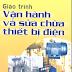 SÁCH SCAN - Giáo trình Vận hành và sửa chữa thiết bị điện (Nguyễn Đức Sỹ)