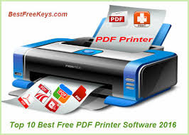 Latest PDF Printer Free Download